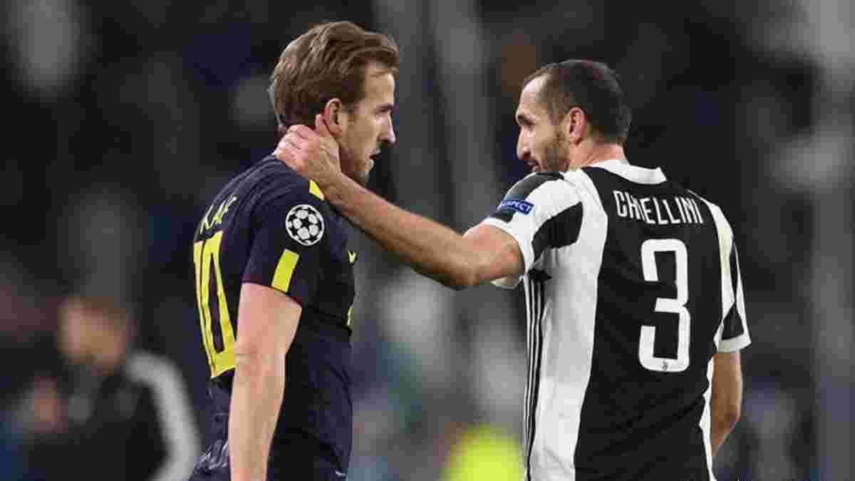"""Італія – Англія: К'єлліні виділив гравця """"Трьох левів"""", яким захоплюється"""