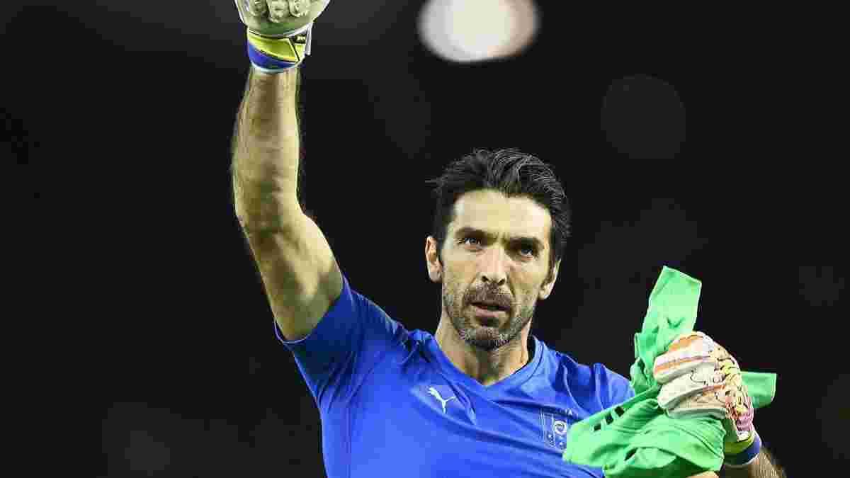 Італія – Англія: Буффон спрогнозував переможця Євро-2020