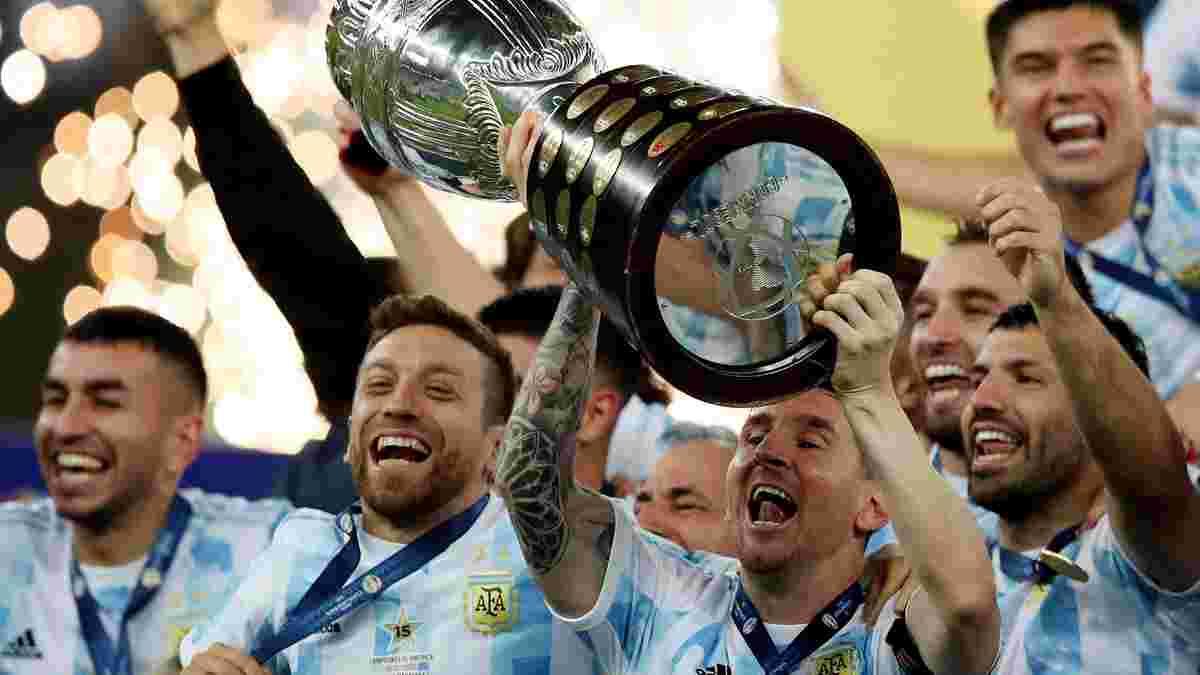 Месси провел решающие матчи Копа Америка с травмой – сенсационное заявление тренера Аргентины