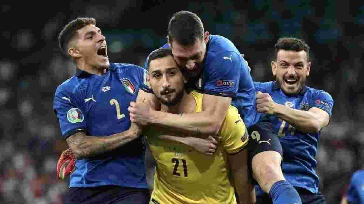 Євро-2020: Доннарумма визнаний найкращим гравцем турніру