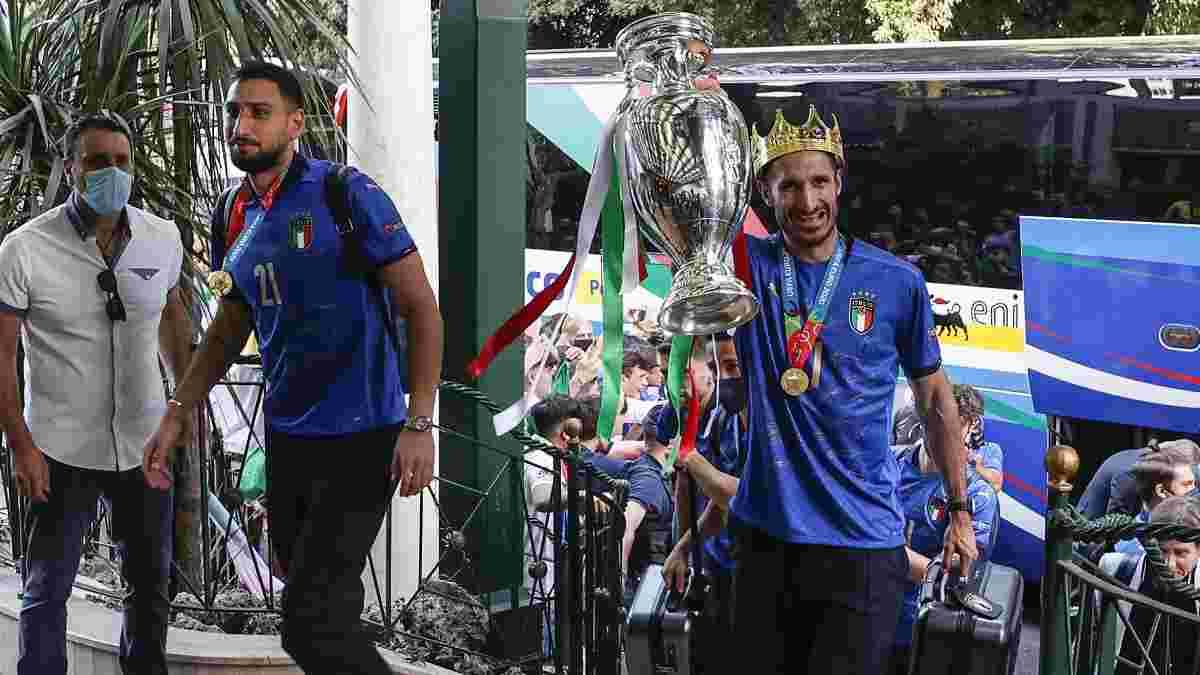 Італія врятувала футбол, або Чому перемога Англії була б великим соромом