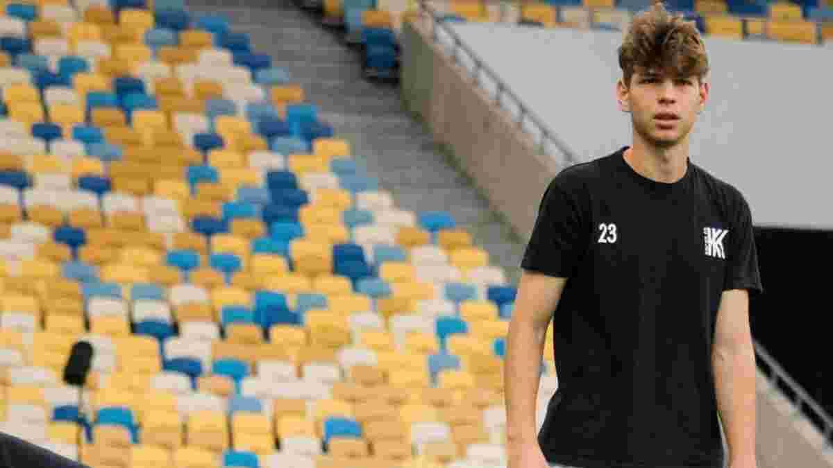 Динамо официально отпустило второго игрока в СК Днепр-1