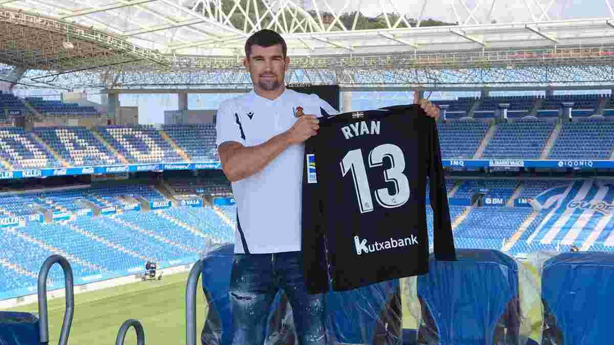 Реал Сосьєдад підсилився досвідченим воротарем з АПЛ