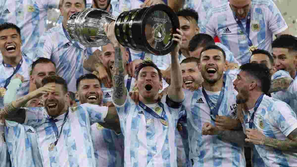 Італія та Аргентина можуть розіграти Суперкубок світу – УЄФА отримав сенсаційну пропозицію