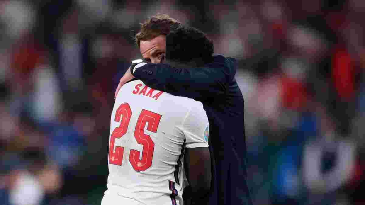 """Італія – Англія: гравці """"Трьох левів"""" були шоковані рішенням Саутгейта довірити вирішальний пенальті """"дитині"""""""