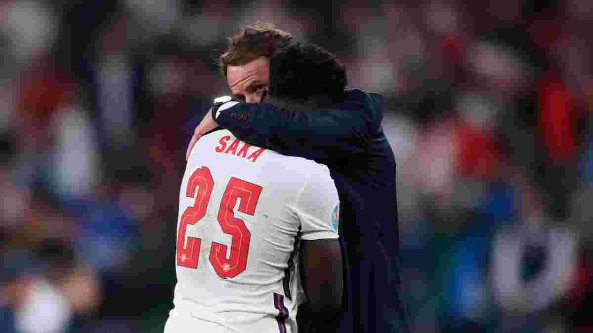 """Италия – Англия: игроки """"Трех львов"""" были шокированы решением Саутгейта доверить решающий пенальти """"ребенку"""""""