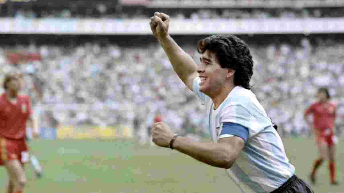 Італія – Аргентина: Суперкубок світу стає все ближчим і може отримати ім'я Марадони
