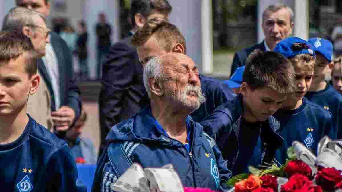 Динамо профінансує операцію Парамона – легендарний фан перебував у комі та втратив зір