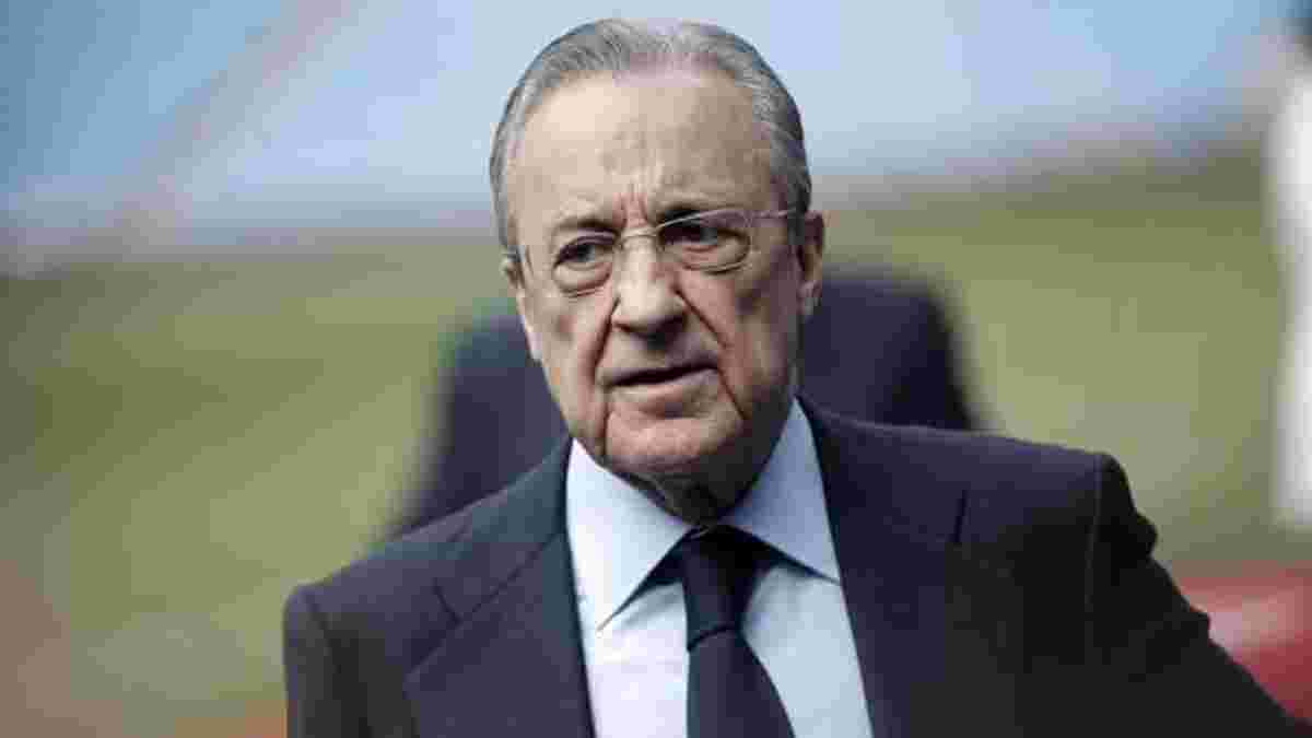 Реал шантажировали скандальными записями Переса – президент мадридцев мог спастись за безумную сумму