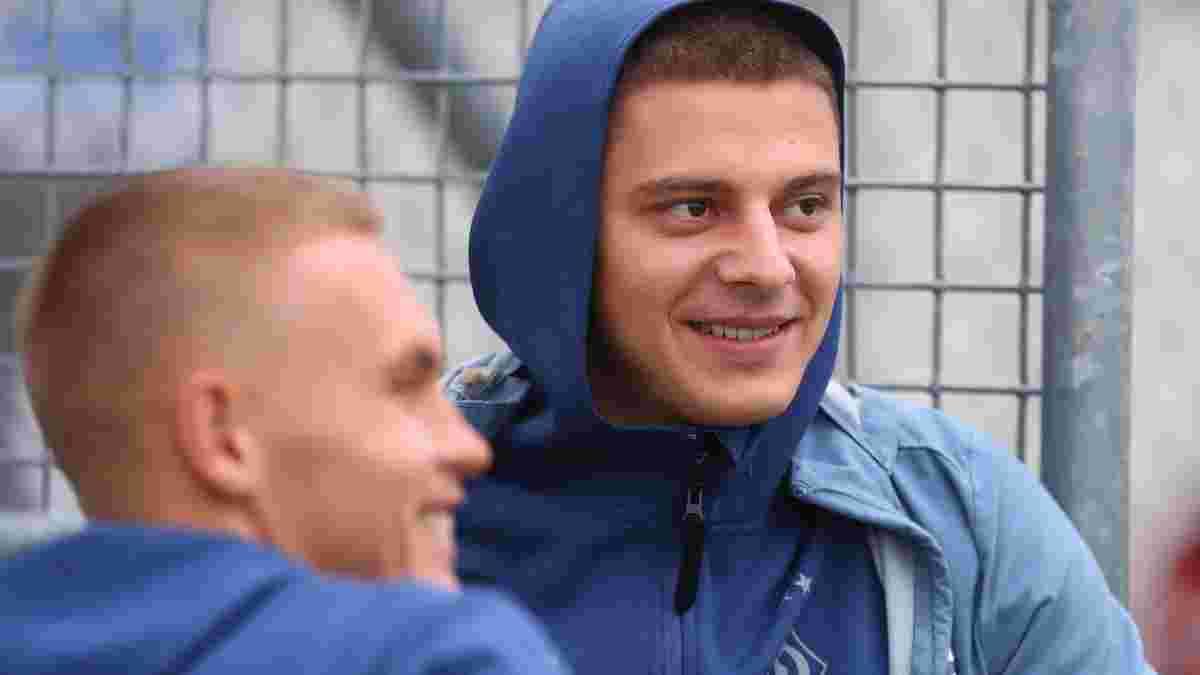 Динамо заявило про повернення збірників до розташування команди після відпустки
