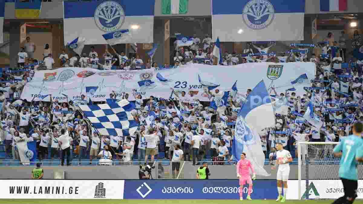 Ліга конференцій: український грузин голом долучився до побиття, Демченку перемоги не вистачило