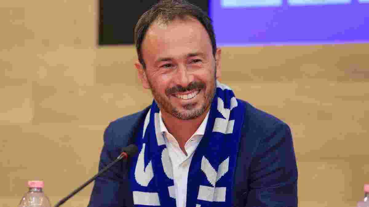 Екс-тренер Динамо продовжить кар'єру в албанській першості