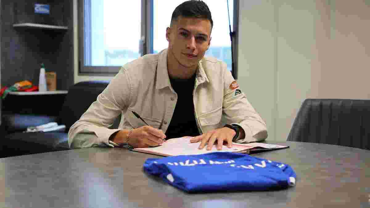 Труа официально подтвердил переход Кухаревича, который уже присоединился к новичку Лиги 1