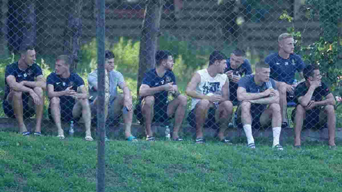 """""""Тепер – чемпіонат світу"""": Довбик повернувся до тренувань в СК Дніпро-1"""