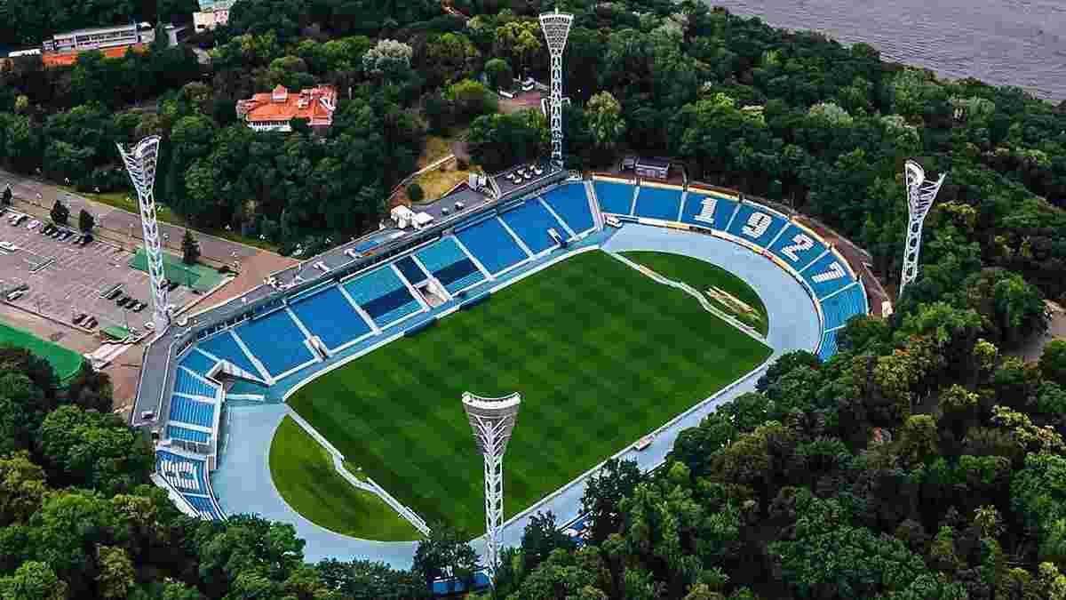 Рух договорился с Динамо относительно использования стадиона им. Лобановского для домашних матчей в УПЛ