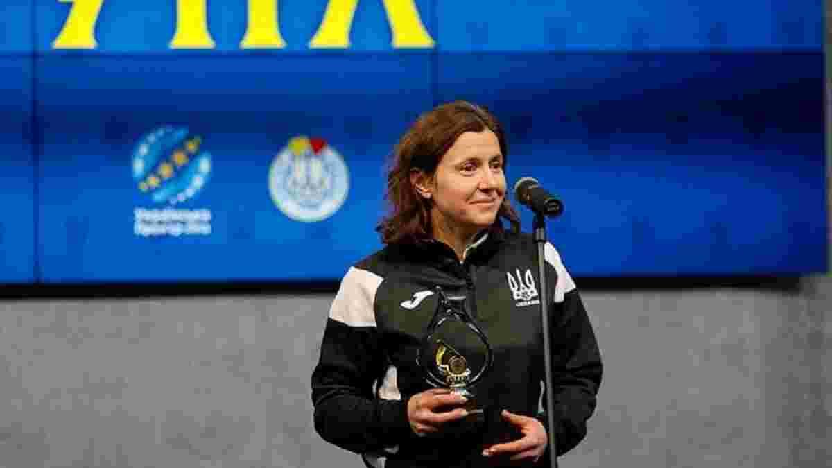 Монзуль и еще одна украинка получили назначения на матч Олимпиады-2020