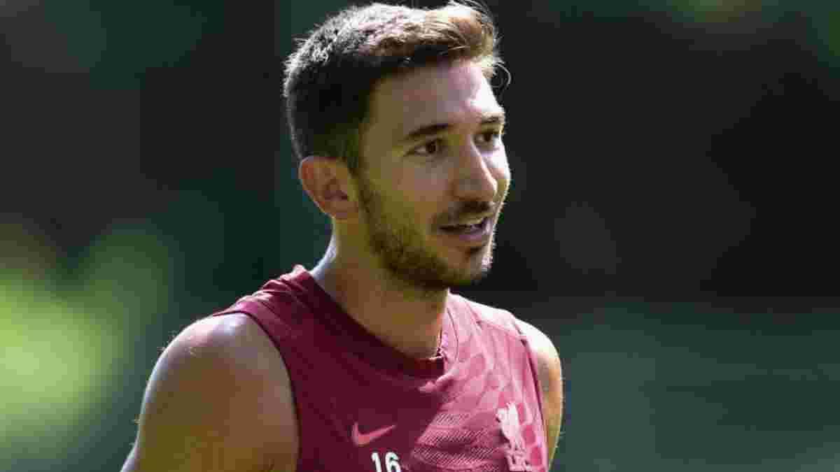 Ливерпуль официально продал своего игрока в Порту