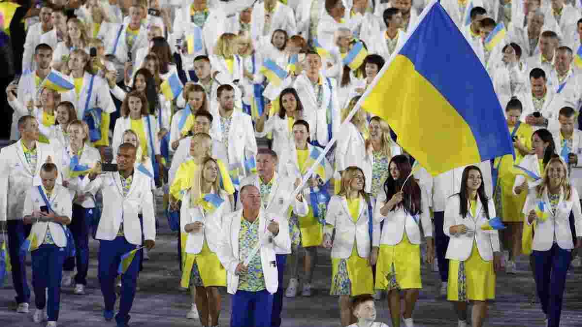 """""""Для мене – велика честь"""": прапор України на відкритті ОІ-2020 нестимуть легендарна чемпіонка і король шпаги"""