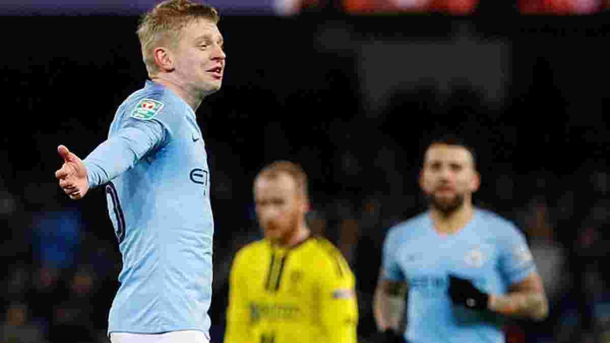 Манчестер Сіті скасував спаринг проти команди Кухаревича
