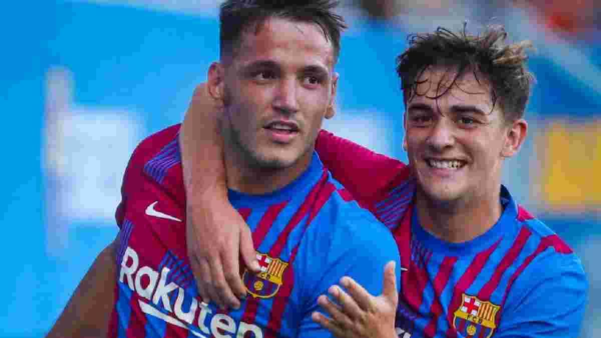 Барселона разгромила Химнастик – бывший партнер Зозули отметился хет-триком