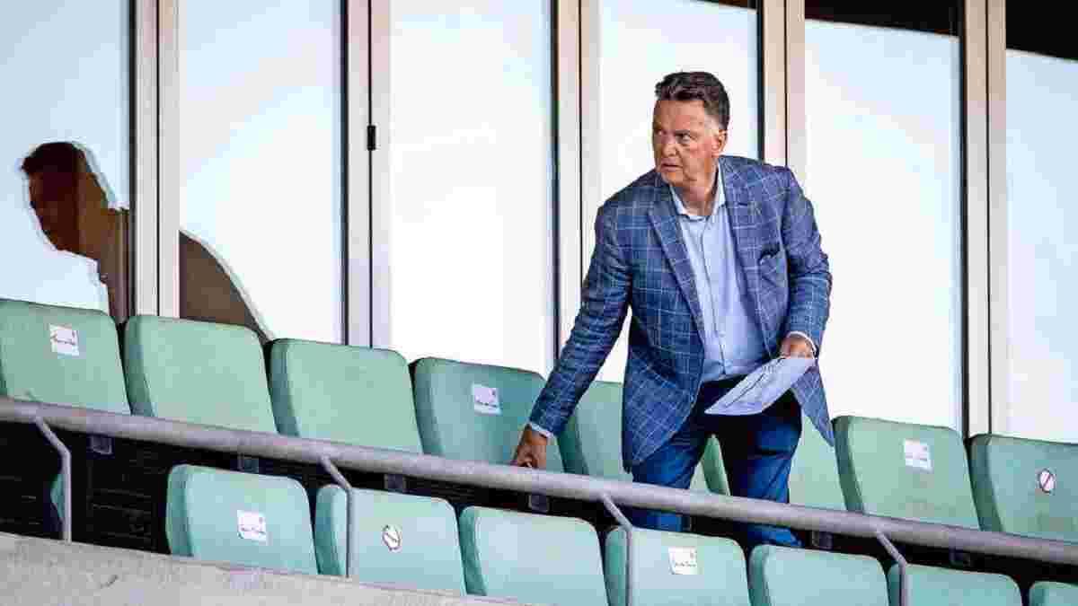 Ван Гал согласился в третий раз возглавить сборную Нидерландов – в штаб войдет его преемник