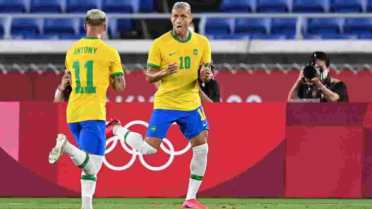 Бразилія розбила Німеччину на Олімпіаді, а потім ледь не віддала перемогу – зірка АПЛ показав Неймара найкращого зразка