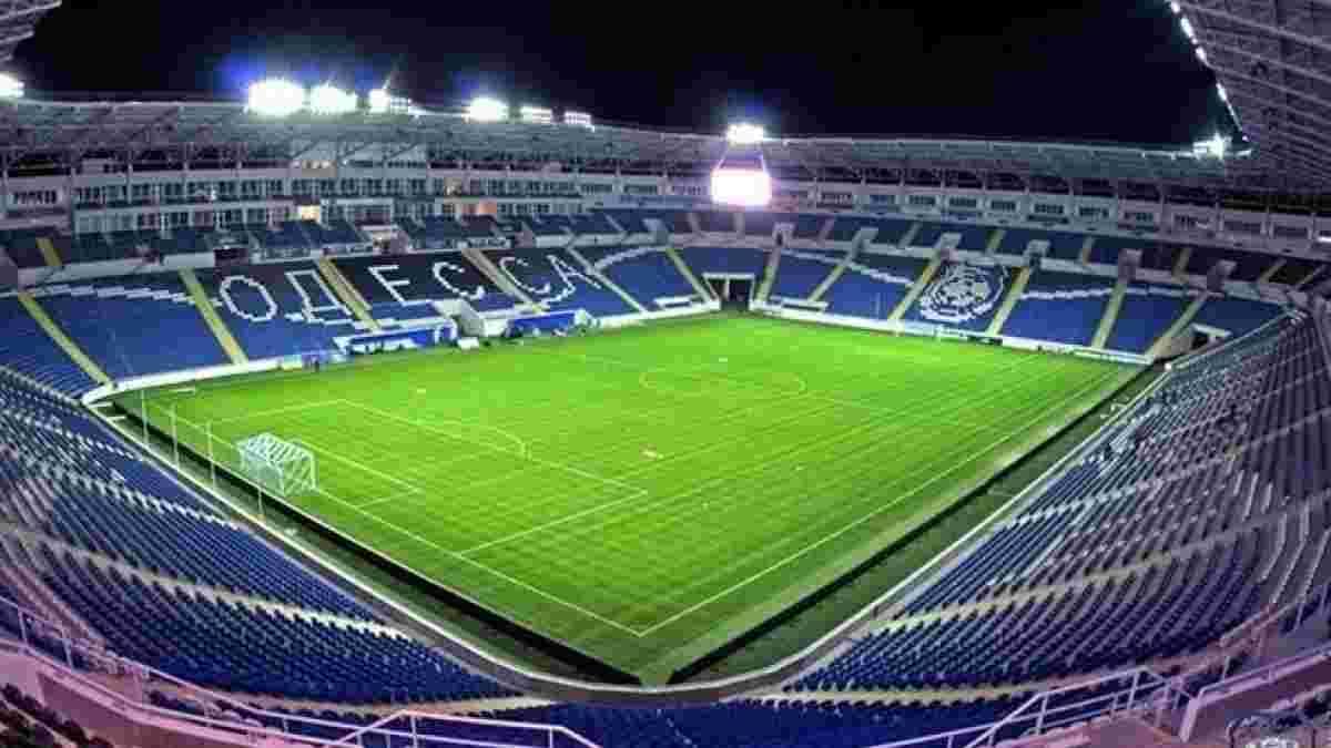 Черноморец – СК Днепр-1: матч могут перенести в другой город