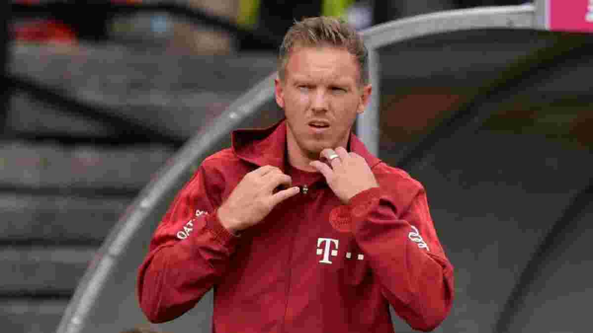 """""""Я не тренував Реал чи Барселону"""": Нагельсманн відповів критикам свого призначення в Баварію"""