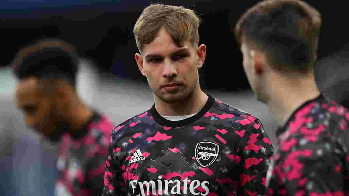 Сміт-Роу підписав довгостроковий контракт з Арсеналом та забрав культовий номер