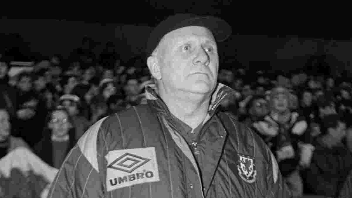 Умер легендарный тренер сборной Уэльса и Халл Сити