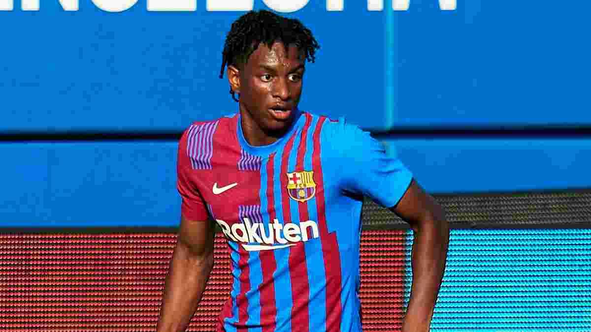 Барселона перепідписала контракт з вихованцем, встановивши клаусулу 500 мільйонів євро