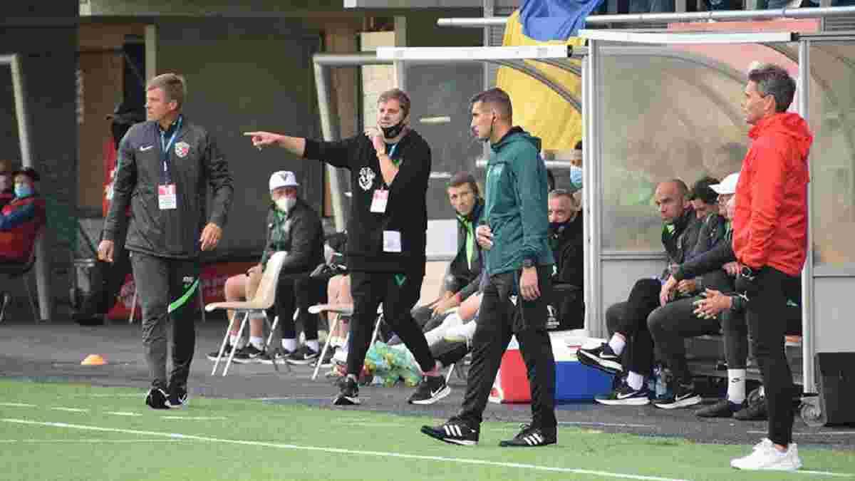 КуПС – Ворскла: Максимов назвав причину втраченої перемоги полтавців у дебютному матчі Ліги конференцій