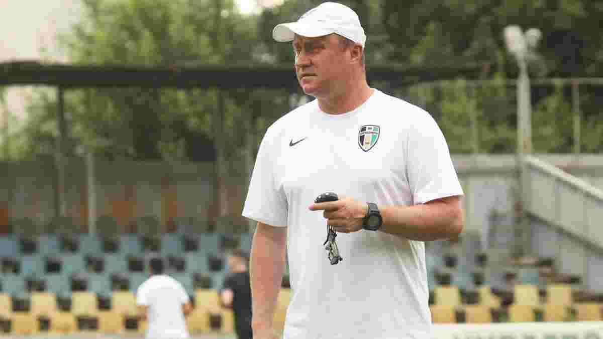 Наставник Александрии озвучил амбициозную задачу команды на сезон