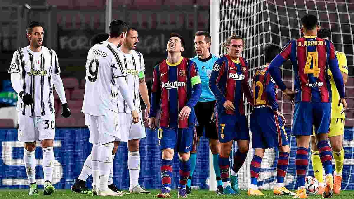 Барселона зіграє з Ювентусом у Кубку Гампера – анонсовані два матчі в один день