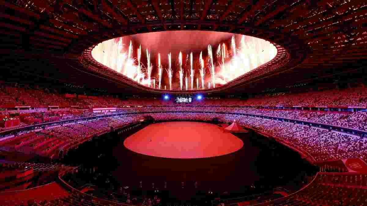 Церемония открытия Олимпиады-2020: сборная Украины вышла в неполном составе, Осака зажгла олимпийский огонь