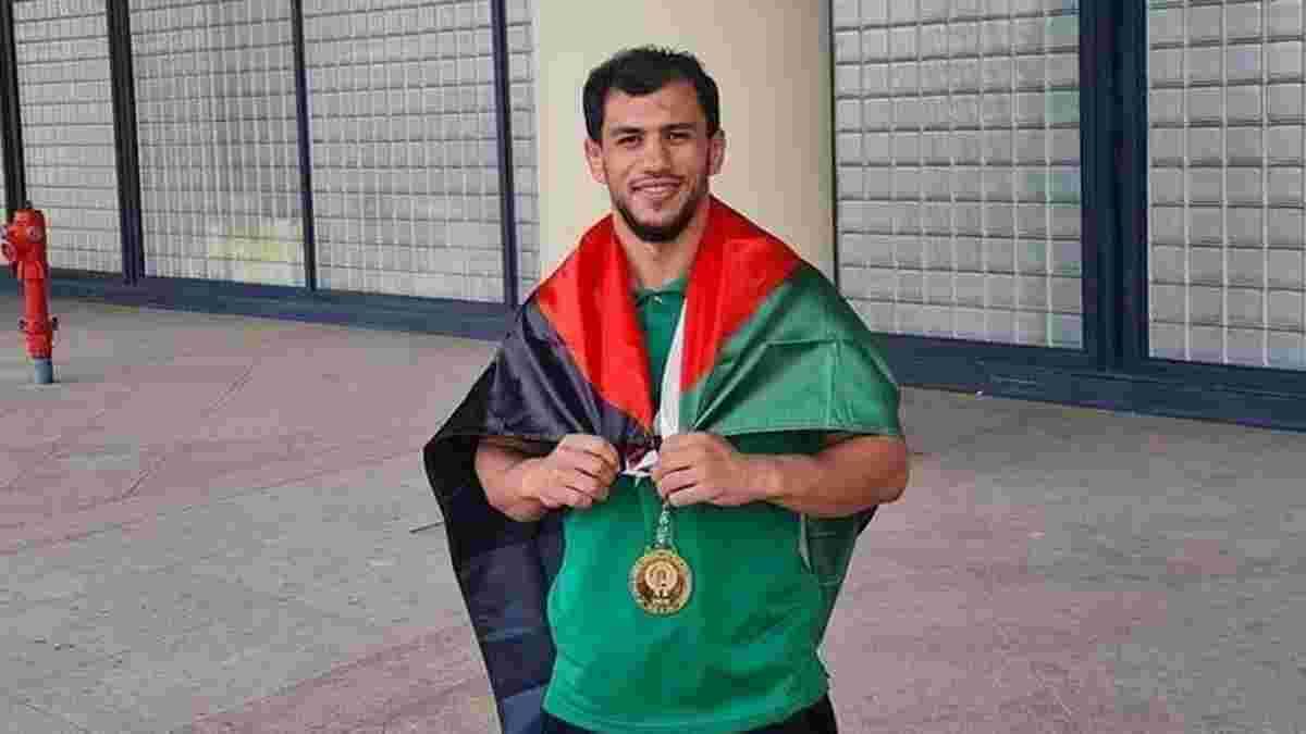 Политический скандал на Олимпиаде: алжирский спортсмен отказался от соревнований из-за национальности соперника
