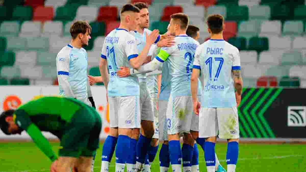 Бацула відзначився голом та двома асистами у матчі чемпіонату Білорусі