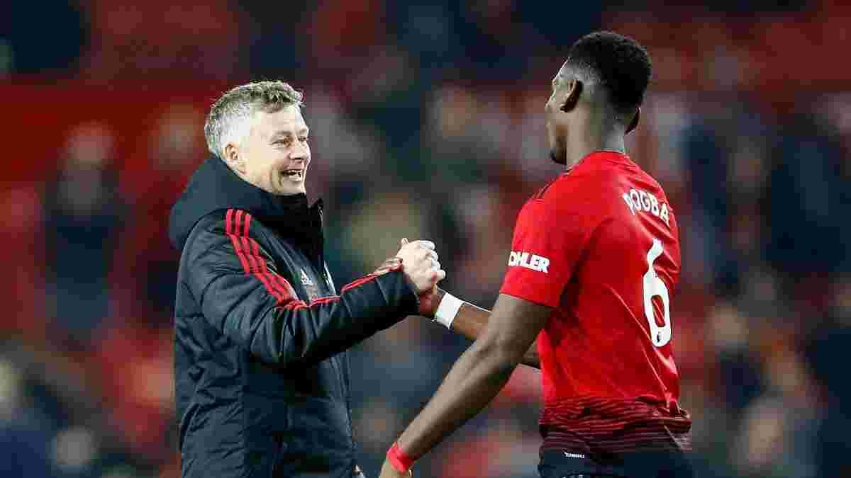 Сульшер высказался о переговорах Манчестер Юнайтед и Погба