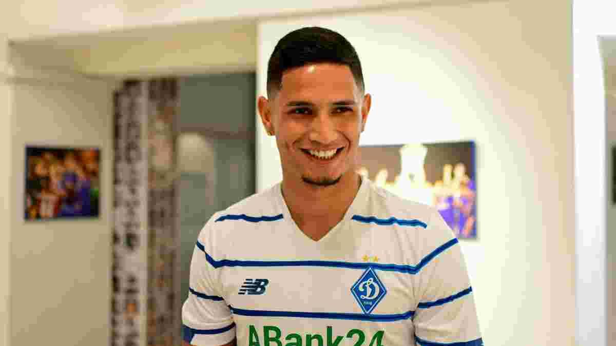 Рамірес дав амбітну обіцянку після переходу в Динамо