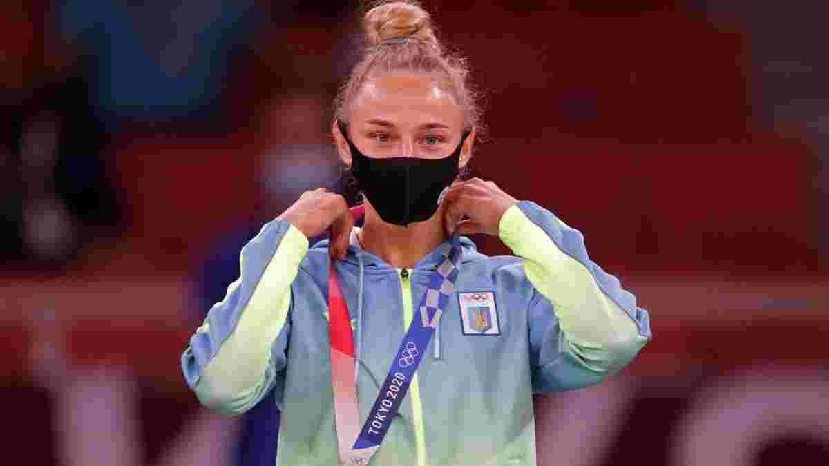 Білодід вирішила призупинити кар'єру після бронзи на Олімпіаді-2020