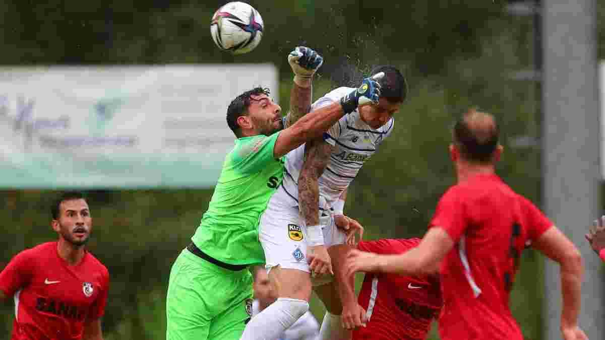 Динамо – Газиантеп – 3:2 – видео голов и обзор матча