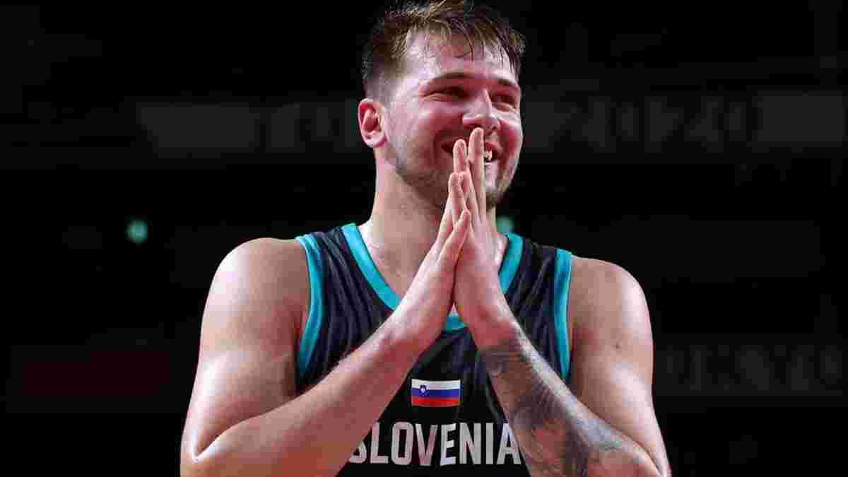 Дончіч ледь не побив вічний рекорд результативності на Олімпіаді, встановивши три історичні досягнення