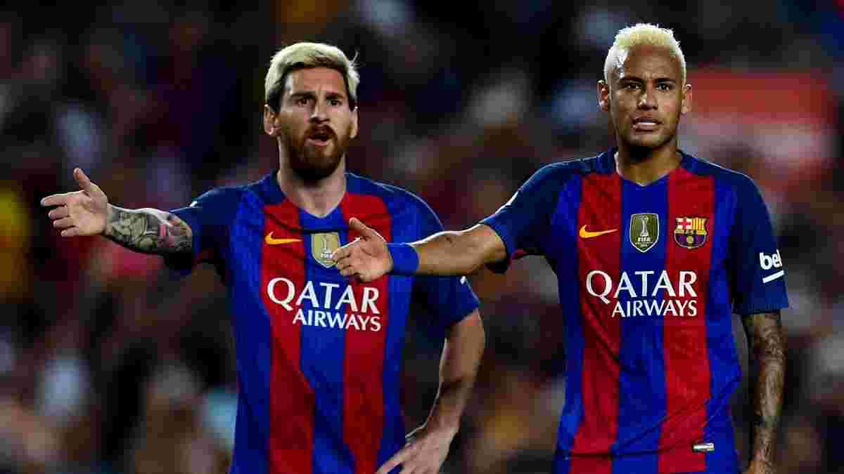 Барселона и Неймар окончательно заключили мир