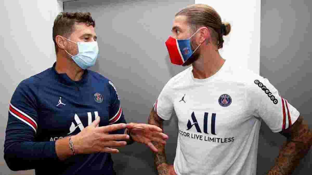 Рамос не зіграє у матчі за Суперкубок Франції
