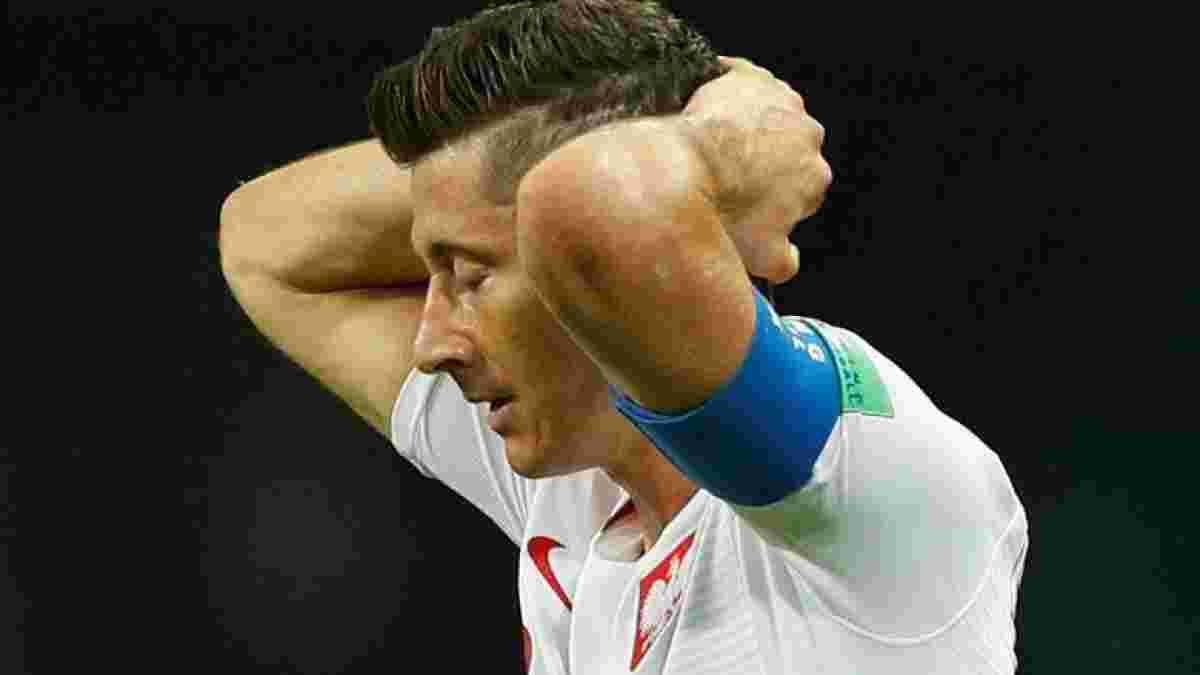 Лєвандовські та ще 2 гравці збірної Польщі підозрюються у купівлі підроблених дипломів