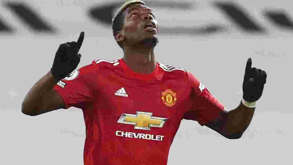 Погба отклонил предложение Манчестер Юнайтед относительно нового контракта