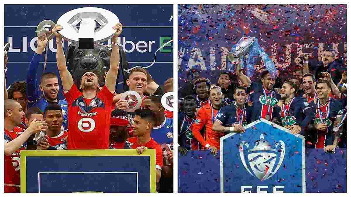 Лилль – ПСЖ: стартовые составы и онлайн-трансляция Суперкубка Франции