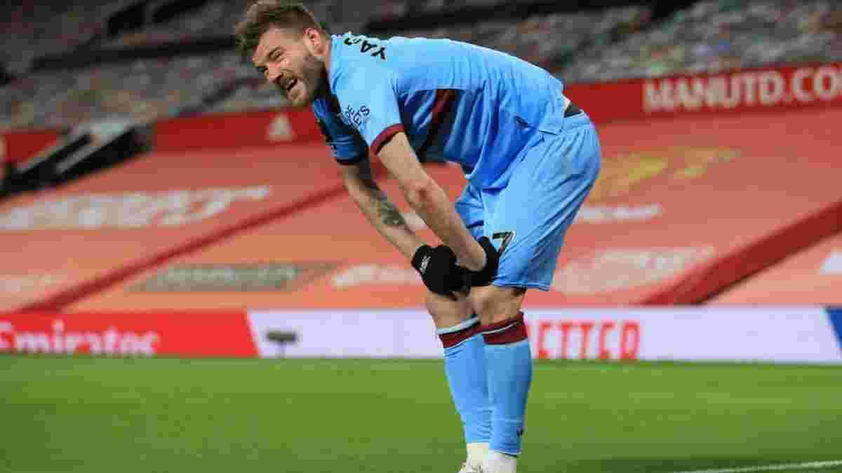 Ярмоленко завершил отпуск после Евро и уже тренируется с Вест Хэмом