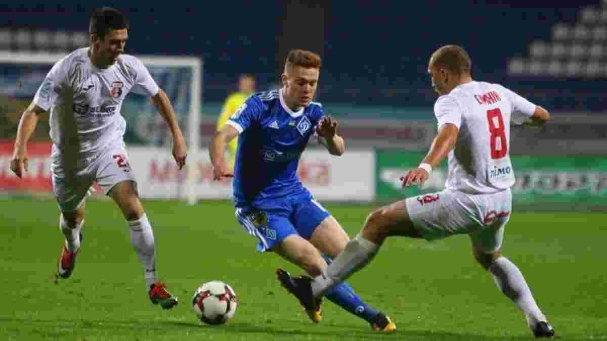 Динамо – Верес: онлайн-видеотрансляция матча УПЛ