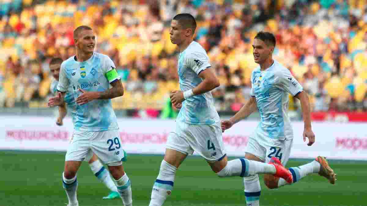 Динамо уничтожило Верес: киевляне готовы к защите чемпионства, старые проблемы остаются, Гармаш и Тымчик делают разницу